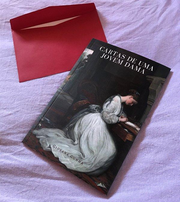 Livro - Cartas de uma jovem Dama