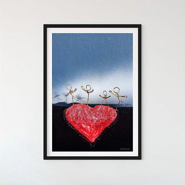 Coração povoado - Rita Maia