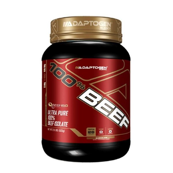 100 BEEF PROTEIN CHOCOLATE 900G
