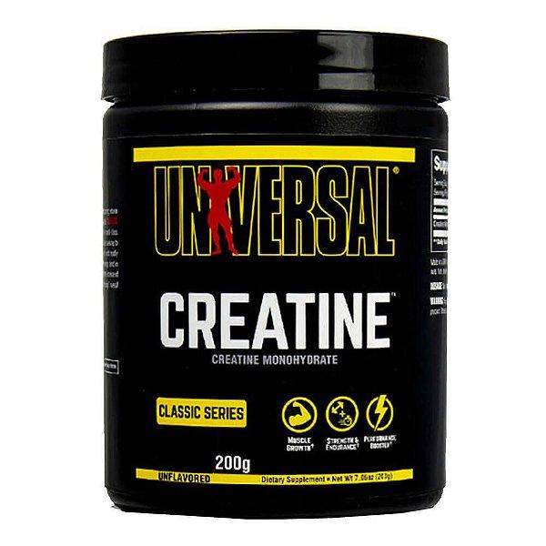 CREATINA 200G - UNIVERSAL NUTRITION