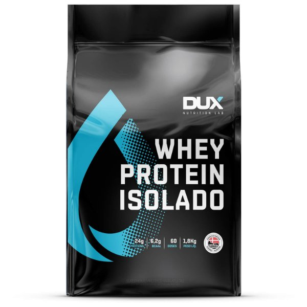 DUX ISOLADO 1,8KG - DUX NUTRITION