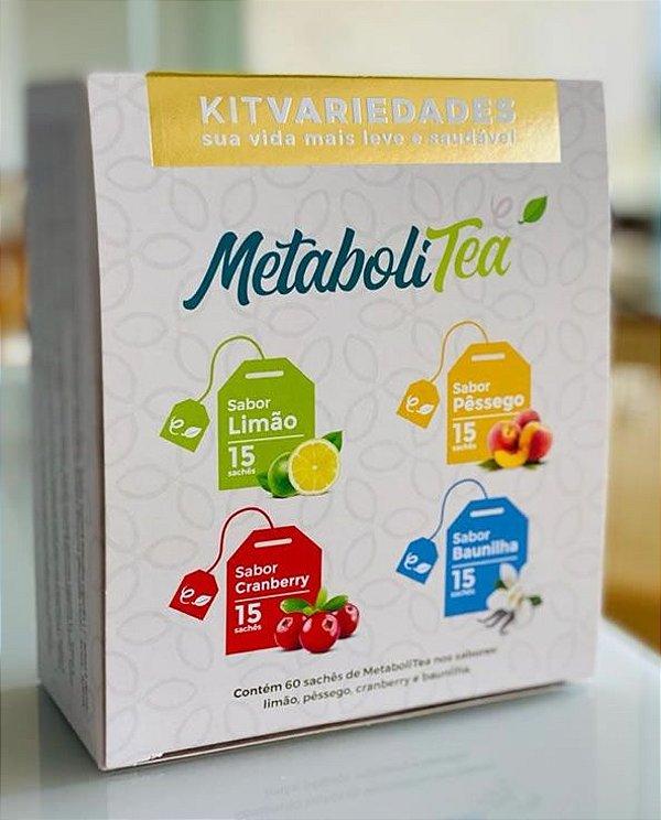 Metabolitea Variedades 60 saches