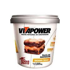 Pasta de Amendoim Brownie 1,005kg VitaPower