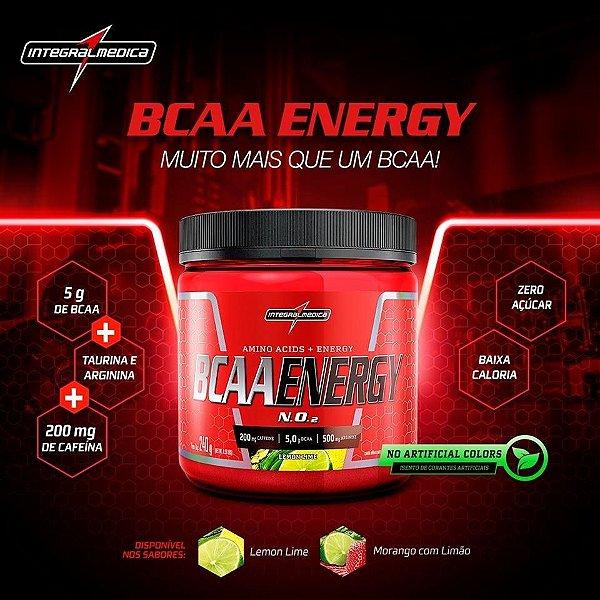 BCAA ENERGY 240 g - INTEGRAL MÈDICA