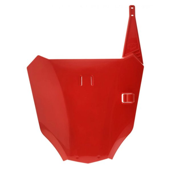 NUMBER FRONTAL F21 AMX CRF 250 F VERM