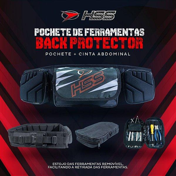 BAG DE FERRAMENTAS BACK PROTECTOR  HSS