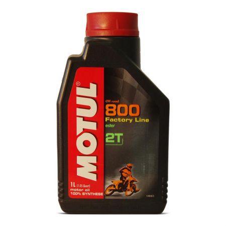 OLEO MOTUL 800 FACTORY LINE