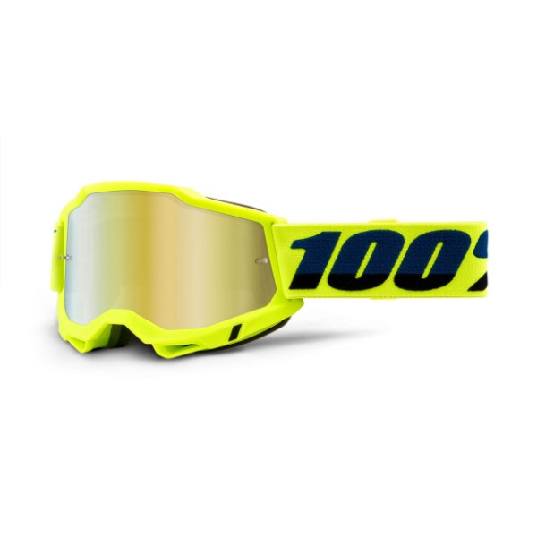 OCULOS 100% ACCURI 2 YELLOW