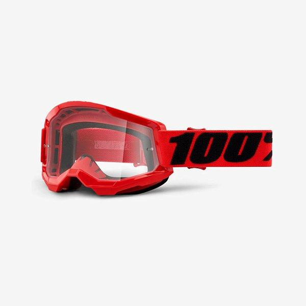 OCULOS 100% STRATA 2 RED