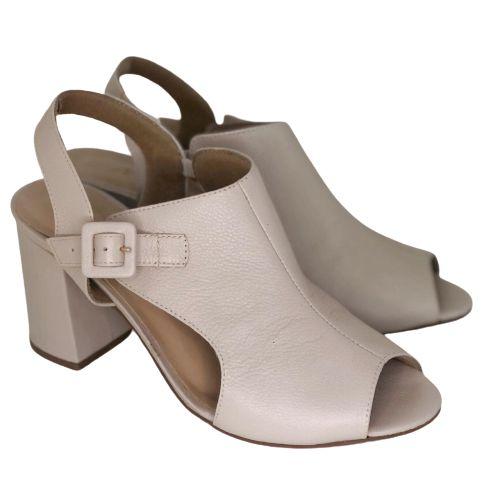 Sandal Boot Creme