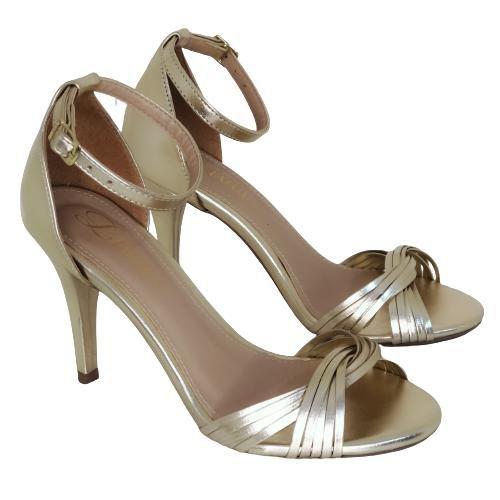 Sandália Ipanema Dourada
