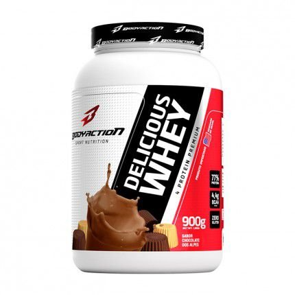 Delicious Whey - 900g Body Action