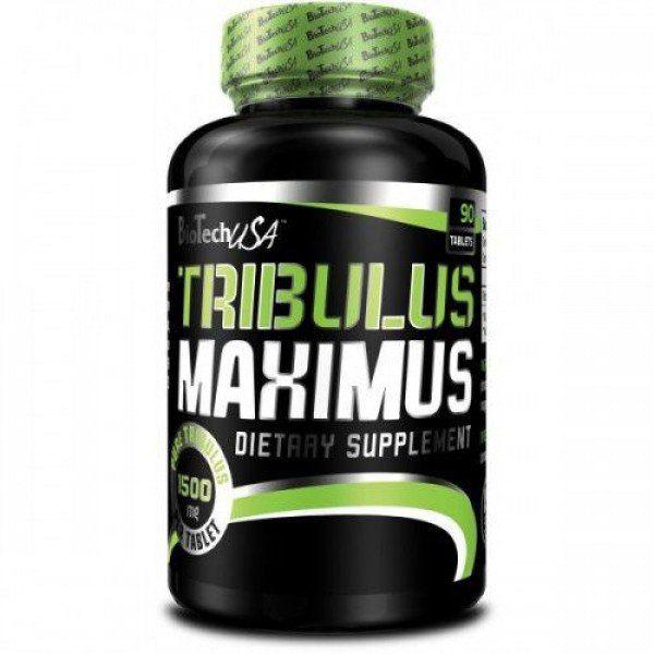 Tribulus Maximus 90 Tablets - BioTech USA