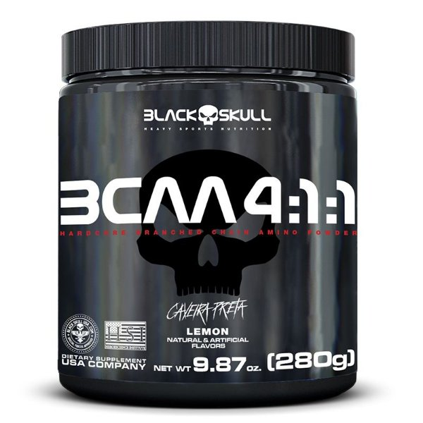 Bcaa 4.1.1-Black Skull