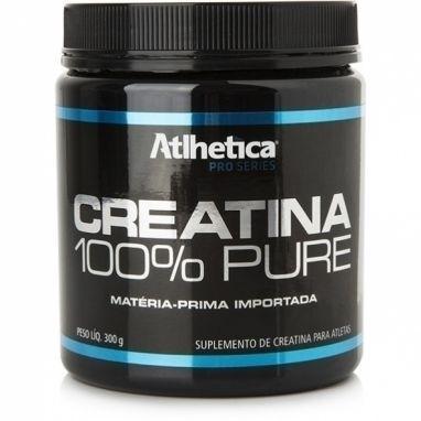 Creatina 100% Pure- Atlhetica Nutrition