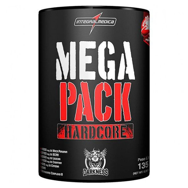 Mega Pack Hardcore - Integralmedica