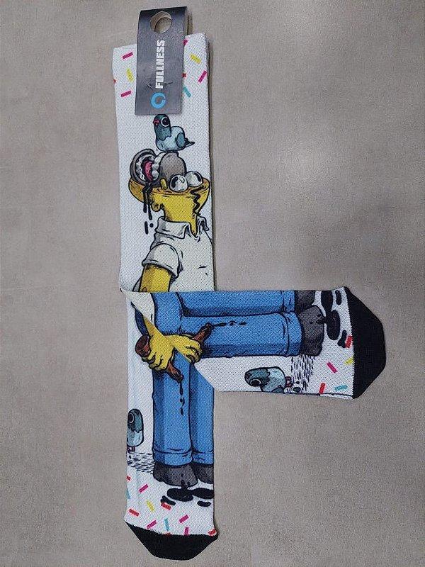 Meia Fullness Homer Simpson