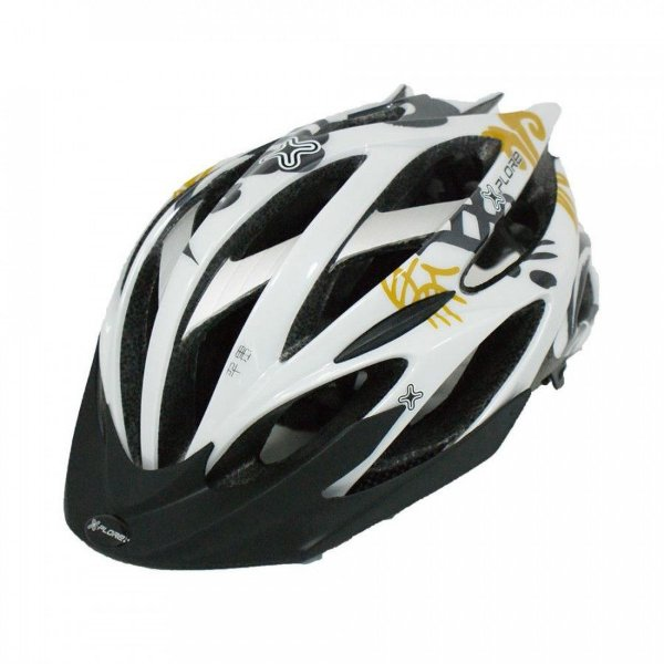 Capacete para Ciclista X-Plore InMold Adventure