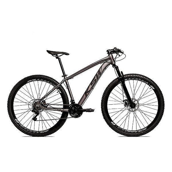 Bicicleta Alumínio 29 KSW High One 27 Velocidades Freio hidráulico KRWC4