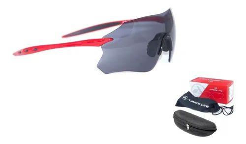 Óculos Absolute Prime Sl Verm/Lente Fume