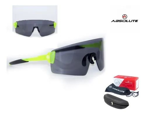 Óculos Absolute Prime Ex Verde/Lente Fume