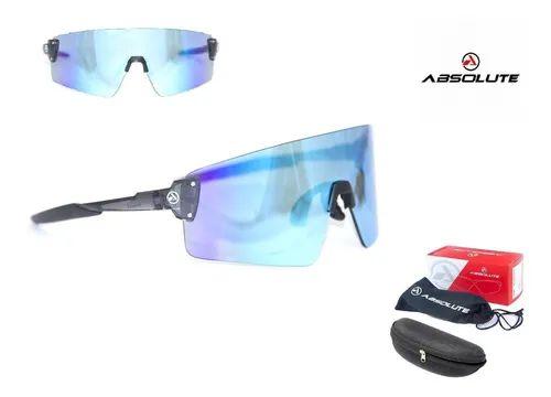 Óculos Absolute Prime Ex Cinza/Lente Roxa