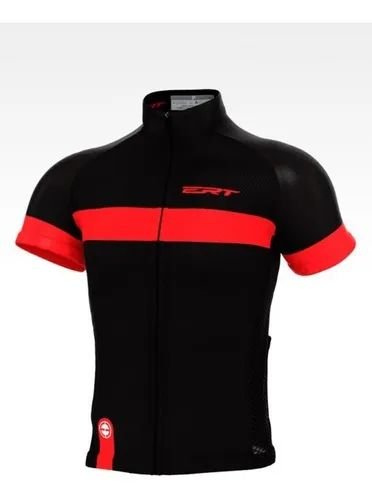 Camisa Classic Stripe Black/Red