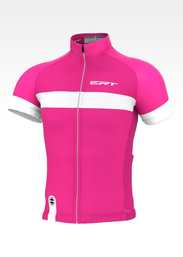 Camisa Classic Stripe Pink