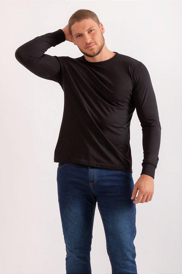 Camiseta Dan preto