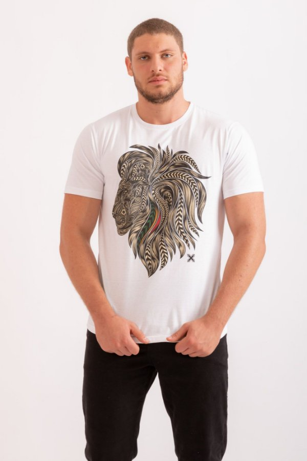 Blusa Apache branca