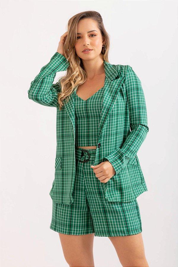 Blazer Penelope verde