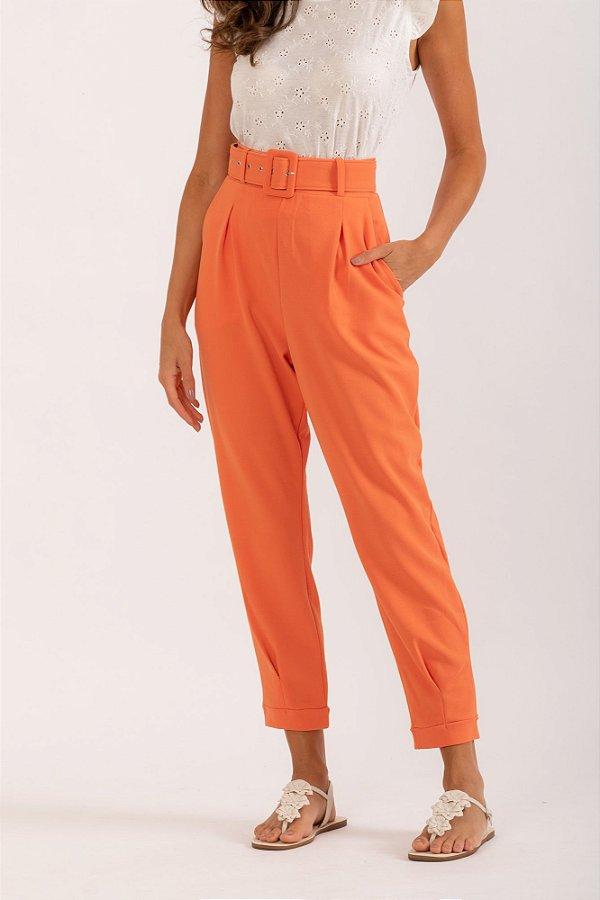 Calça Halys laranja