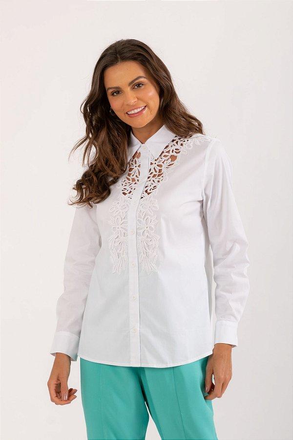 Camisa Dolores branca