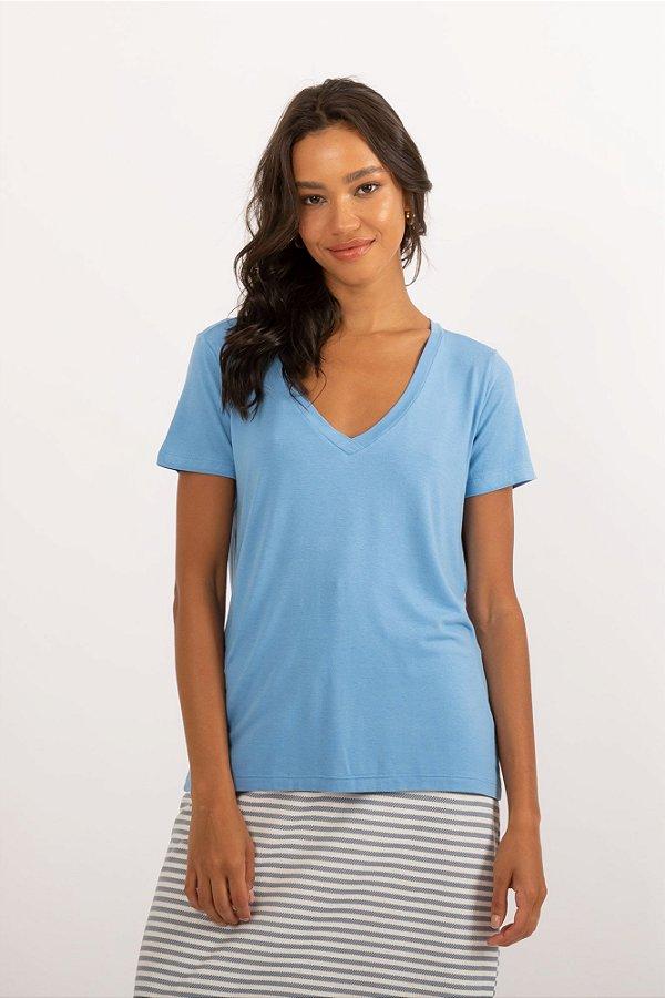Camiseta Tata azul