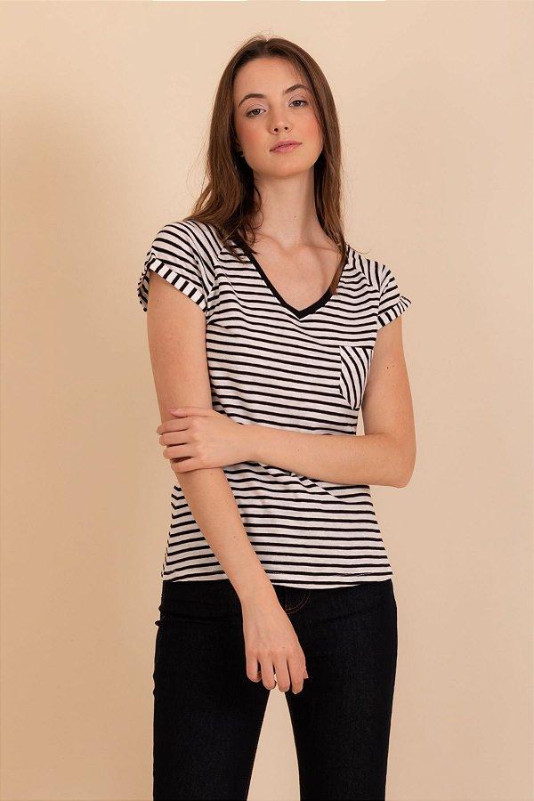 Camiseta Raya offwhite