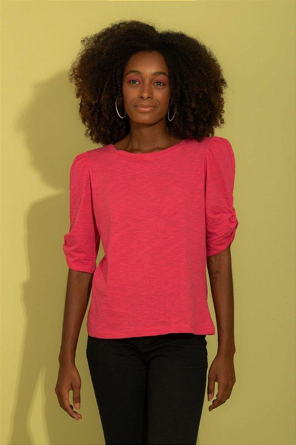 Blusa Becca rosa