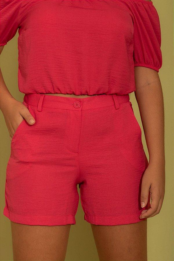 Short Java pink