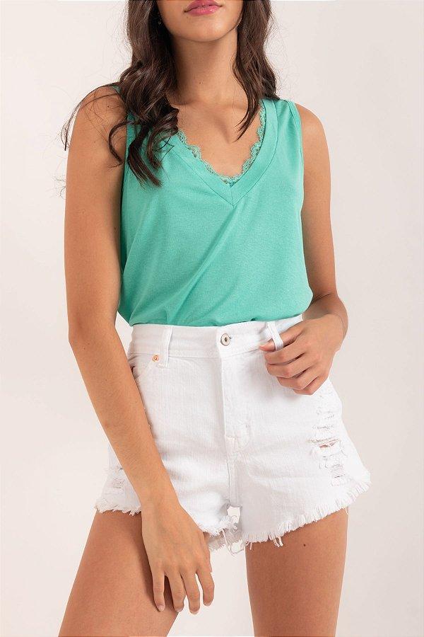 Short Matilda branco