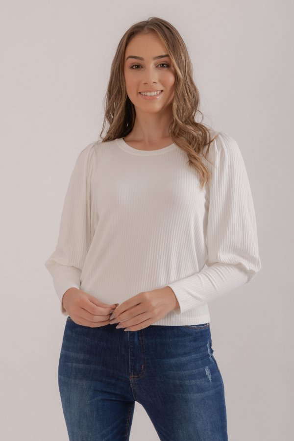 Blusa Fran branca