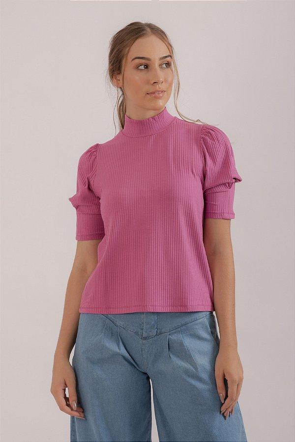 Blusa Corina rosa