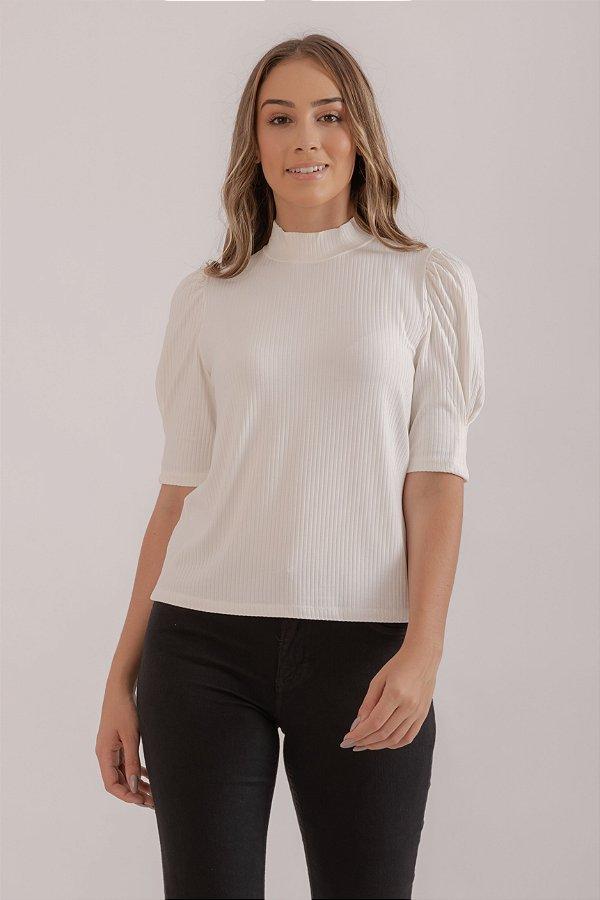Blusa Corina branca