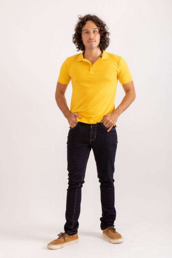 Calça jeans 501 escura