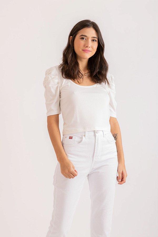 Blusa Otilia branco
