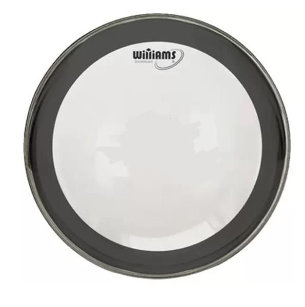 "Pele Williams 22"" Simples Anel Abafador W1SC-188-22"