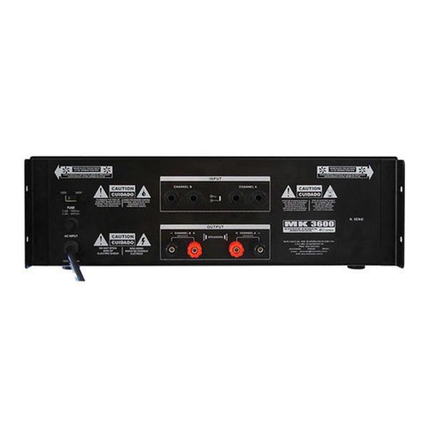 Amplificador Mark Audio MK-3600 (600W)