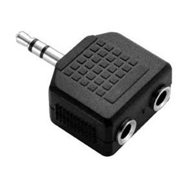Plug Adaptador CSR P2 Stereo x 2P2 J2 Stereo WD-5025