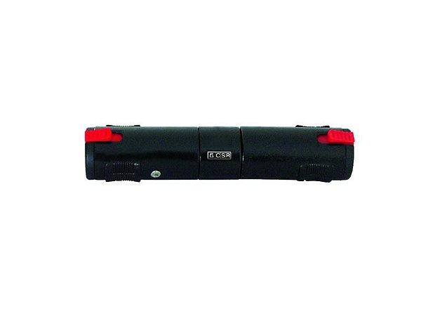 Plug Adaptador CSR P10 Femea/P10 Femea 1818B BK