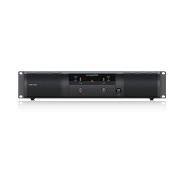 Amplificador Behringer Digital NX6000 220V