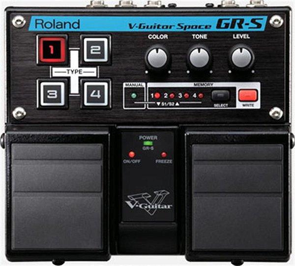 Pedal Roland V-Guitar Space GR-S