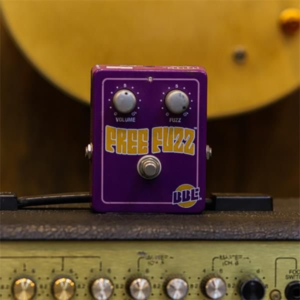 Pedal BBE Free Fuzz (Consig.)